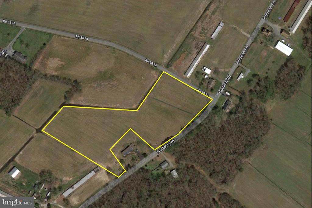 Selbyville DE Building Lots, Land & Acreage Real Estate Sales - Hudson   For Sale
