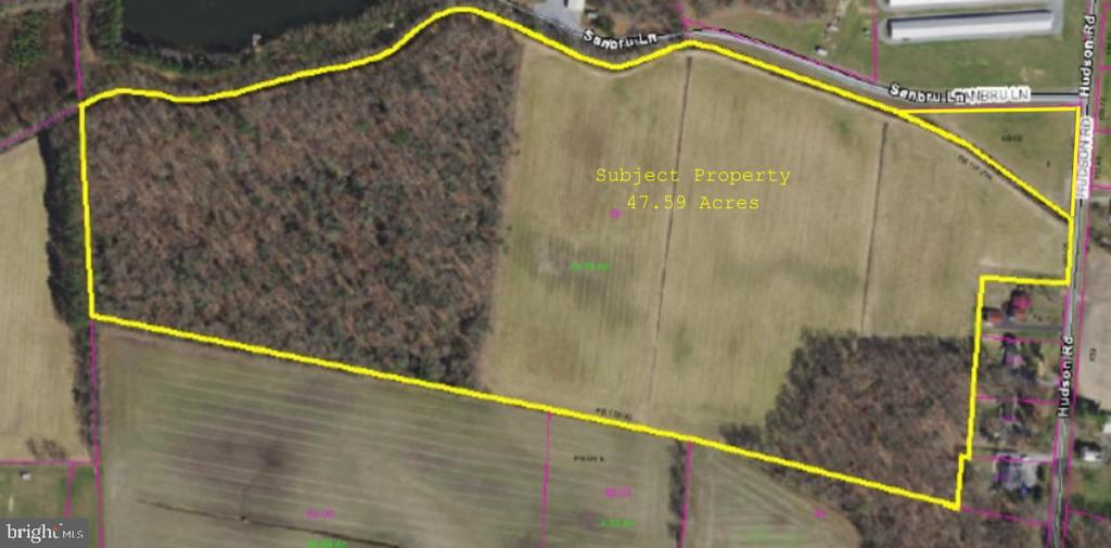 Selbyville DE Building Lots, Land & Acreage Real Estate Sales - Not Assigned Hudson   For Sale