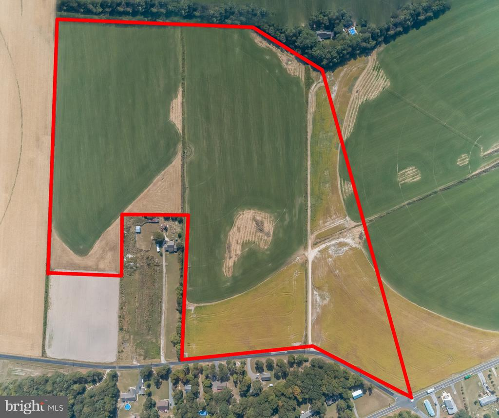 Laurel DE Building Lots, Land & Acreage Real Estate Sales - Johnson   For Sale