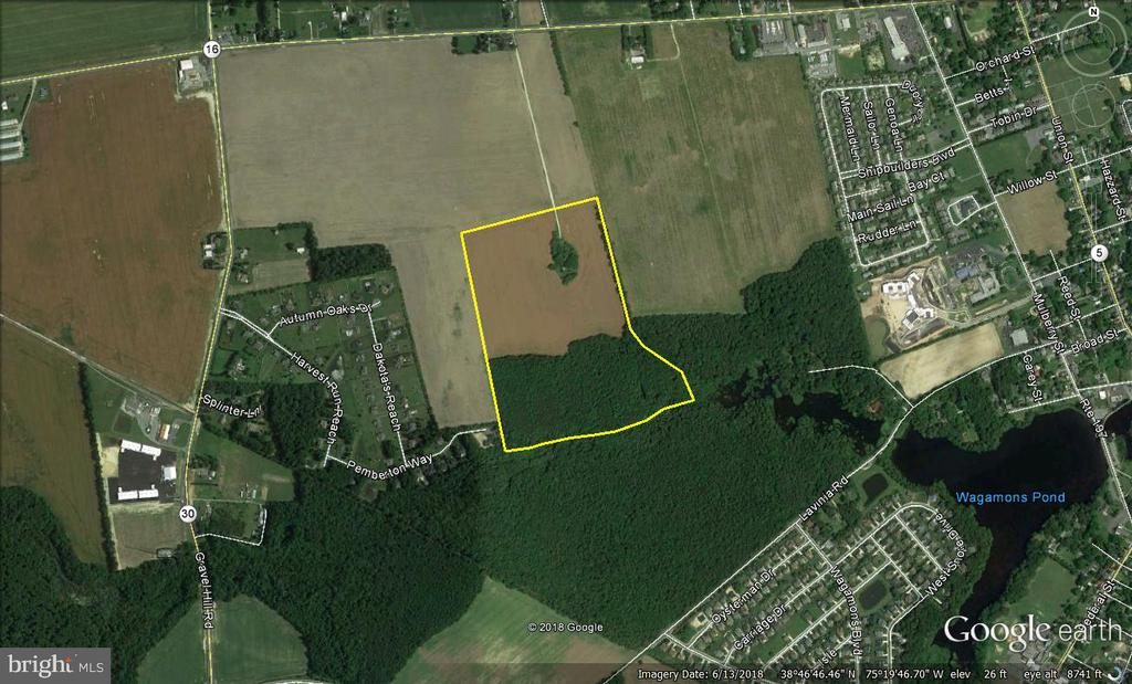 Milton DE Building Lots, Land & Acreage Real Estate Sales - 14813 Marges Garden   For Sale