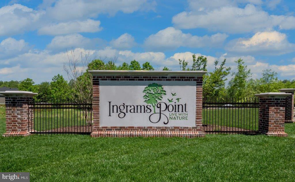 Millsboro DE Building Lots, Land & Acreage Real Estate Sales - Ingrams Dr & Pinetree Lane Lot # 107 Ingrams Point  For Sale