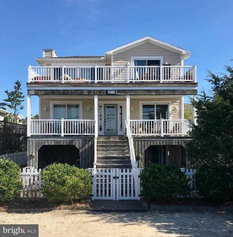 Fenwick Island DE Single Family Home Real Estate Sales - 1605 Coastal   For Sale