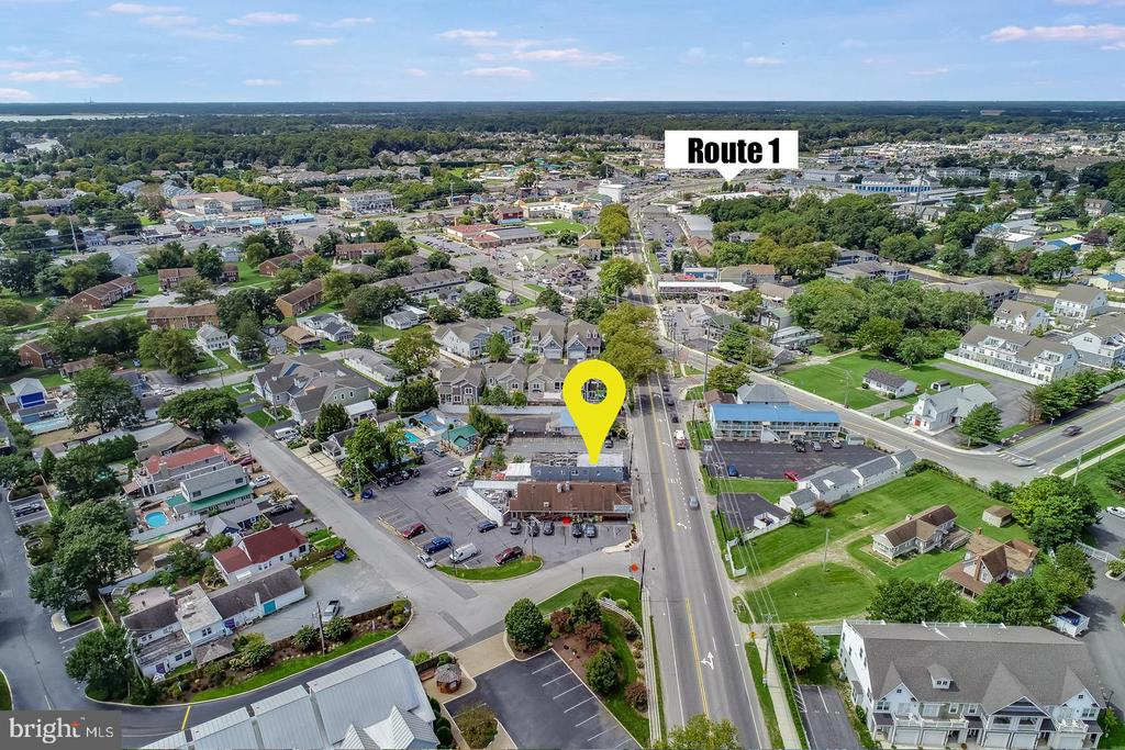 Rehoboth Beach DE Commercial Industrial Real Estate Sales - 37298 Rehoboth Avenue   For Sale