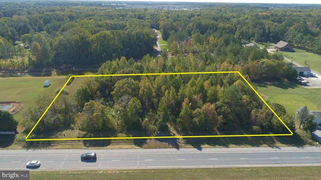 Milton DE Building Lots, Land & Acreage Real Estate Sales - Route 1   For Sale