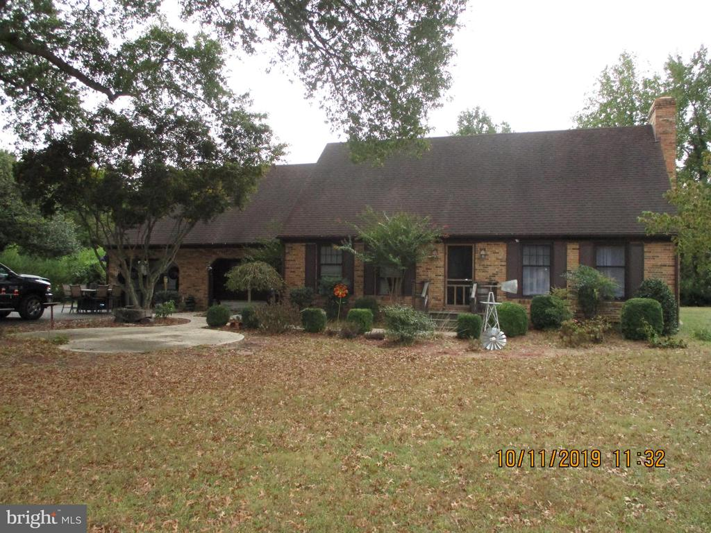 Georgetown DE Single Family Home Real Estate Sales - 21460 Park Springfield Farms  For Sale