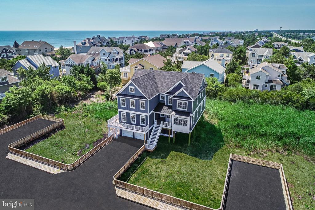 North Bethany DE Single Family Home Real Estate Sales - 39616 Michelane Court Breakwater Beach  For Sale