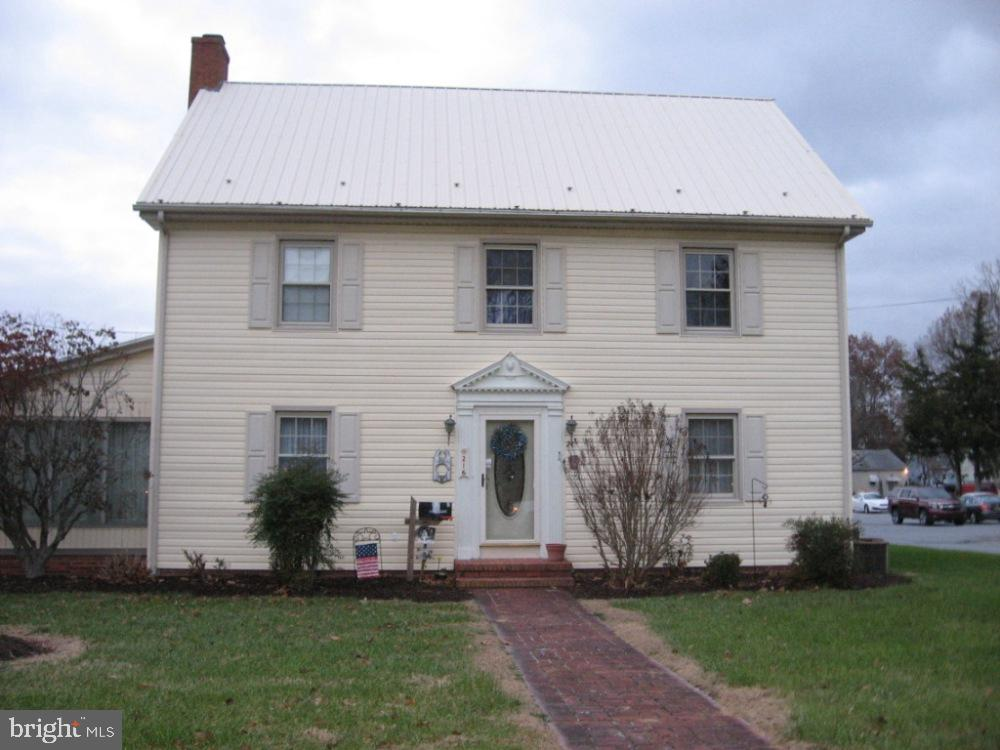 Georgetown DE Single Family Home Real Estate Sales - 216 Market   For Sale