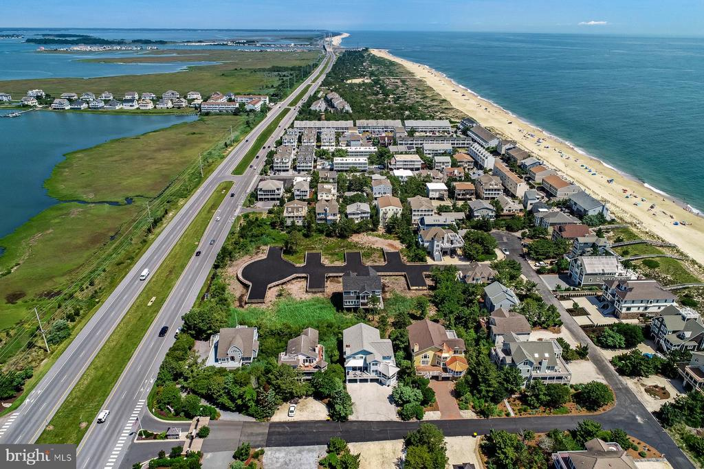 North Bethany DE Building Lots, Land & Acreage Real Estate Sales - 39614 Michelane Court Breakwater Beach  For Sale