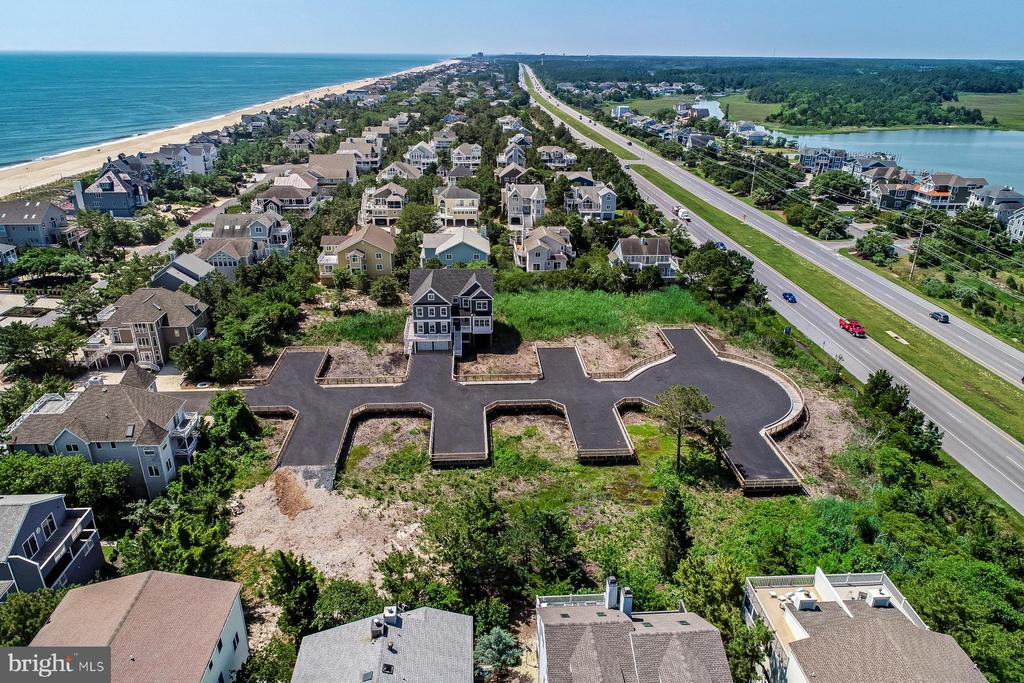 North Bethany DE Building Lots, Land & Acreage Real Estate Sales - 39613 Michelane Court Breakwater Beach  For Sale