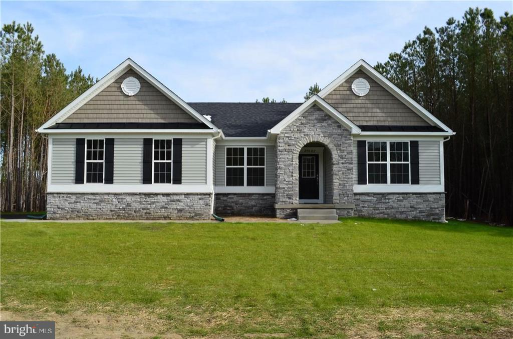 Millsboro DE Single Family Home Real Estate Sales - 9 Morris Mill Country Meadows  For Sale