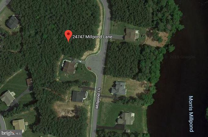 Georgetown DE Building Lots, Land & Acreage Real Estate Sales - Mill Pond Estates Of Morris Mill  For Sale