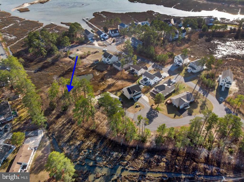 Millsboro DE Building Lots, Land & Acreage Real Estate Sales - 5 Bullrush High View  For Sale