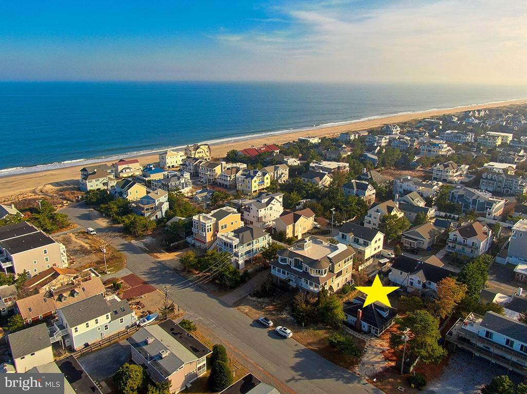 Dewey Beach DE Single Family Home Real Estate Sales - 36 Collins Indian Beach  For Sale