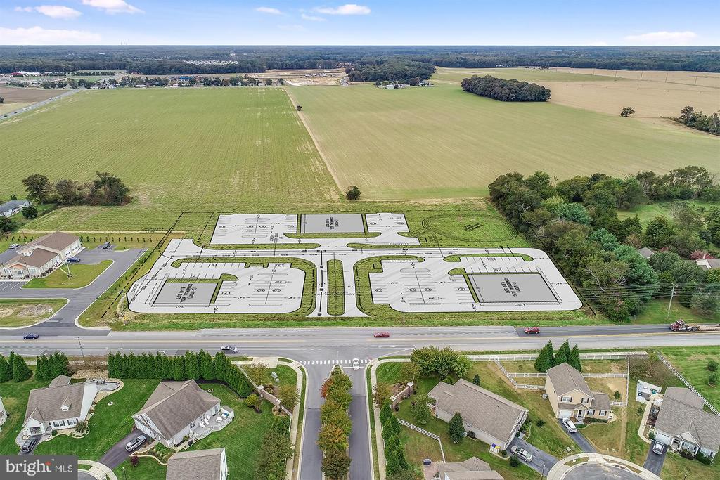 Rehoboth Beach DE Commercial Industrial Real Estate Sales - TBD Plantations Road   For Sale