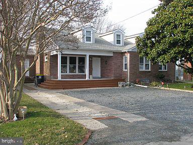 Rehoboth Beach DE Single Family Home Real Estate Sales - 1021 Scarborough Ave   For Sale