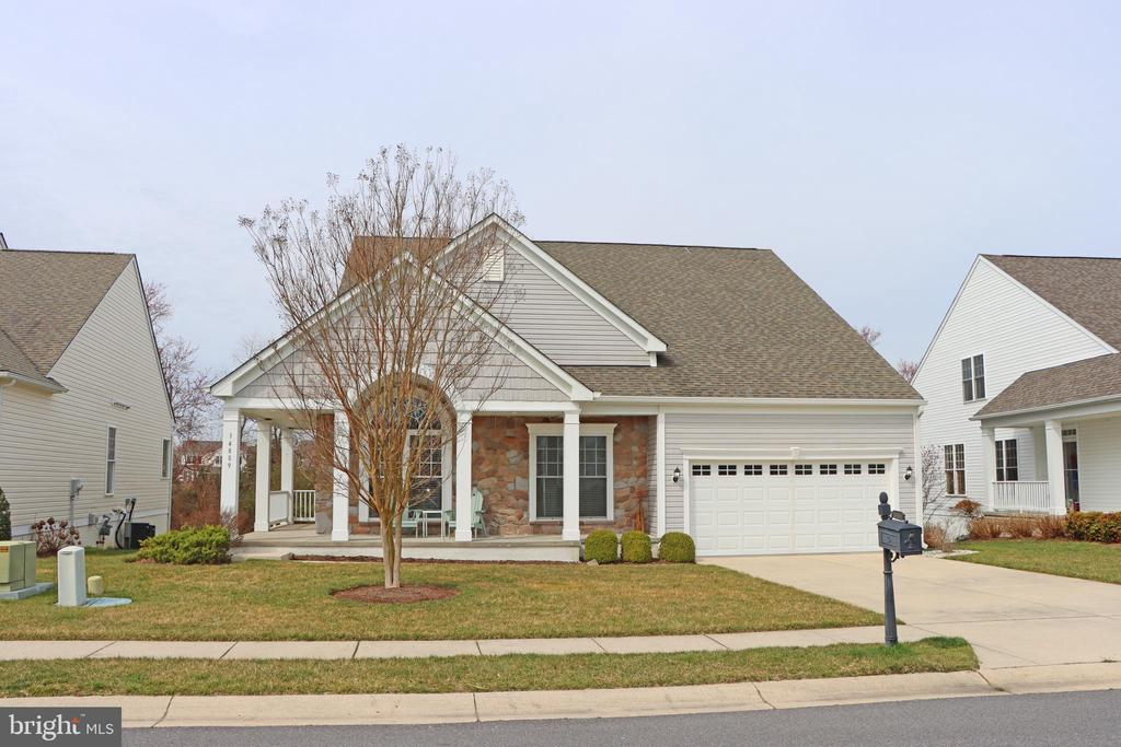 Lewes DE Single Family Home Real Estate Sales - 34889 Bay Crossing Bay Crossing  For Sale