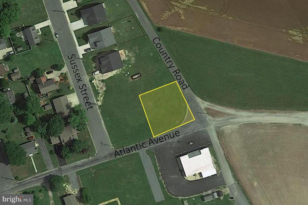 Milton DE Building Lots, Land & Acreage Real Estate Sales - 1A Atlantic Avenue   For Sale