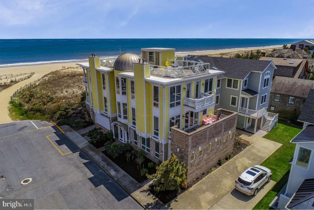 Rehoboth Beach DE Single Family Home Real Estate Sales - 4 Prospect South Rehoboth  For Sale
