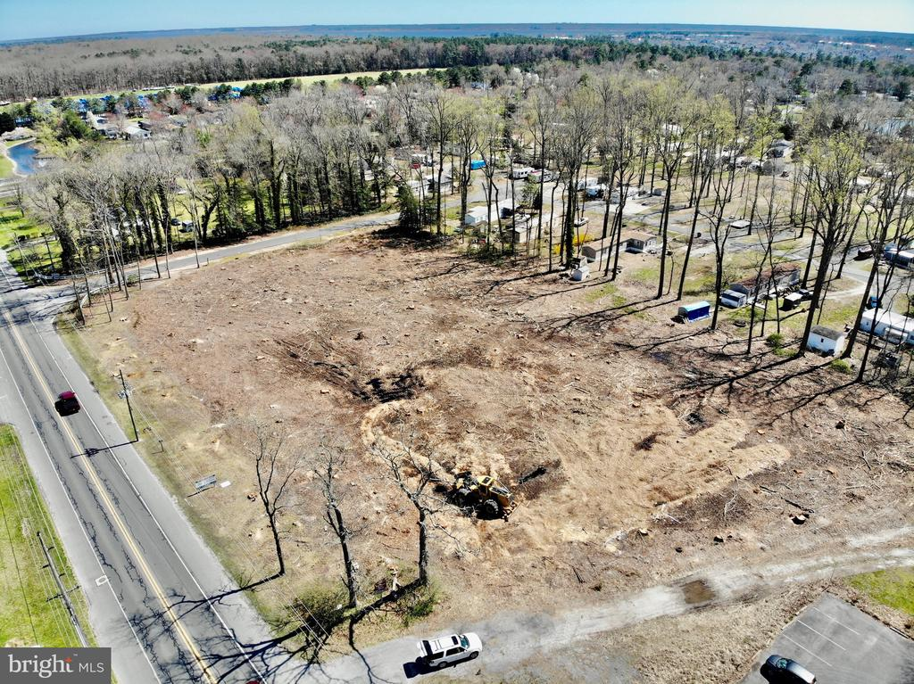 Millsboro DE Commercial Industrial Real Estate Sales - Long Neck Rd   For Sale