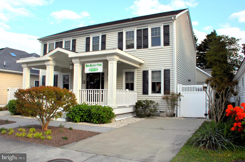 Rehoboth Beach DE Single Family Home Real Estate Sales - Olive North Rehoboth  For Sale