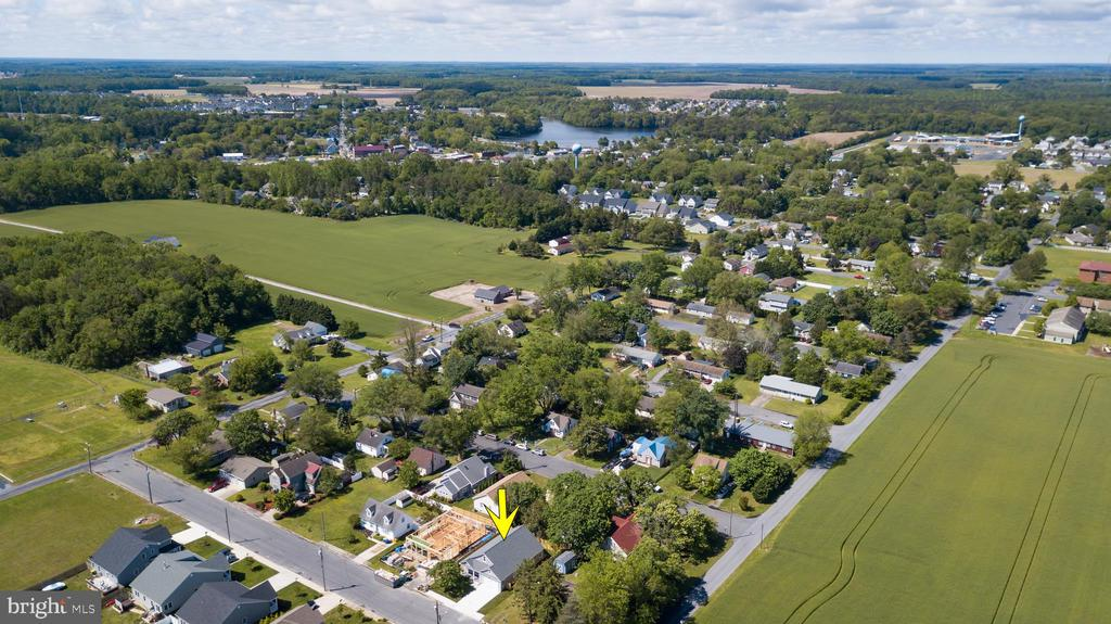 Milton DE Building Lots, Land & Acreage Real Estate Sales - 406 Sussex   For Sale
