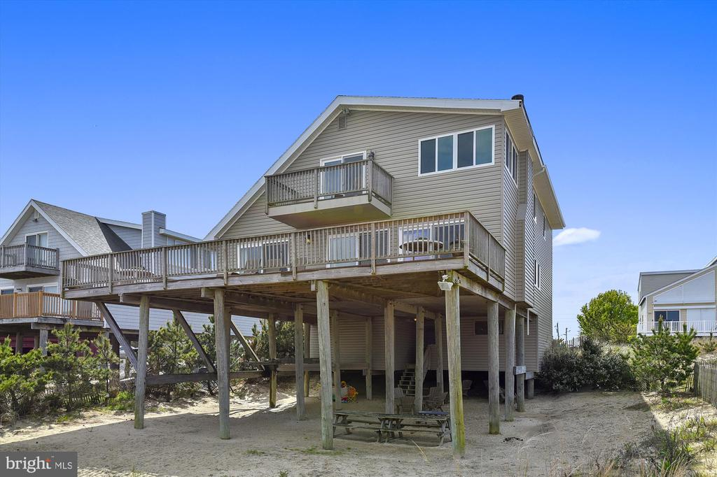 South Bethany DE Single Family Home Real Estate Sales - 506 Ocean   For Sale