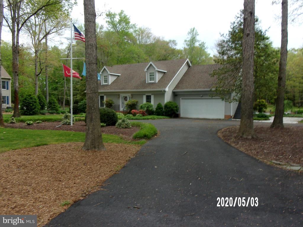 Georgetown DE Single Family Home Real Estate Sales - Wood Branch   For Sale