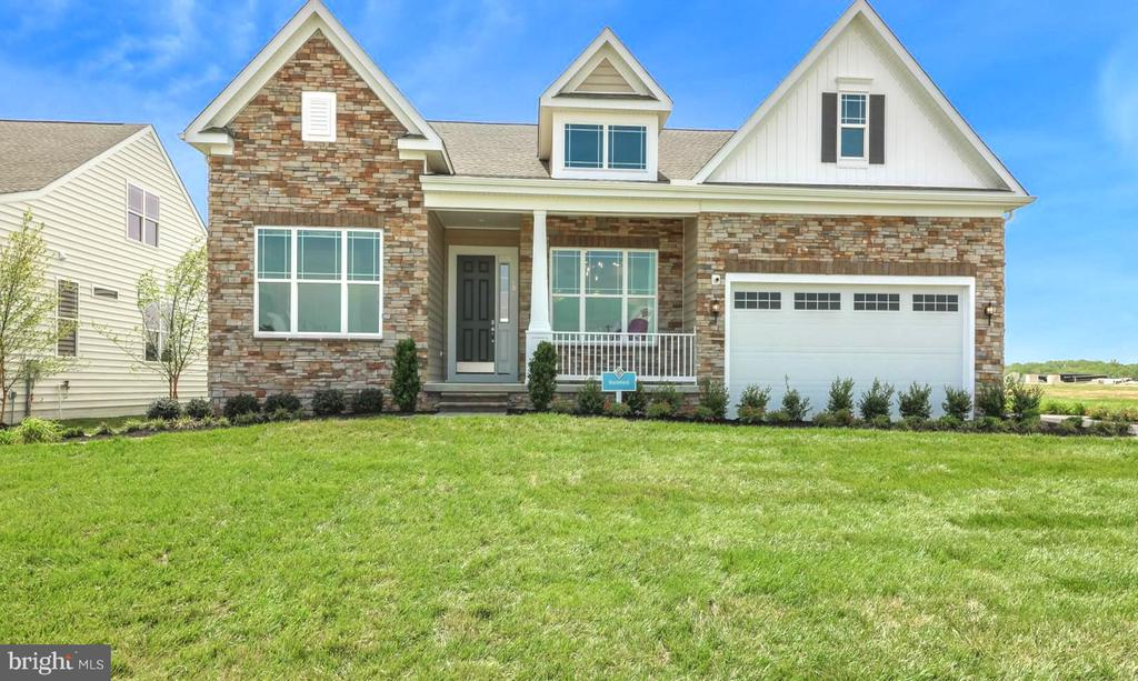 Millsboro DE Single Family Home Real Estate Sales - 32100 Apple Ridge Seabrook  For Sale