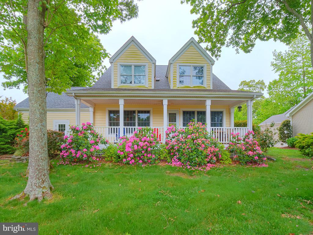 Millsboro DE Single Family Home Real Estate Sales - 32583 Long Iron Baywood  For Sale