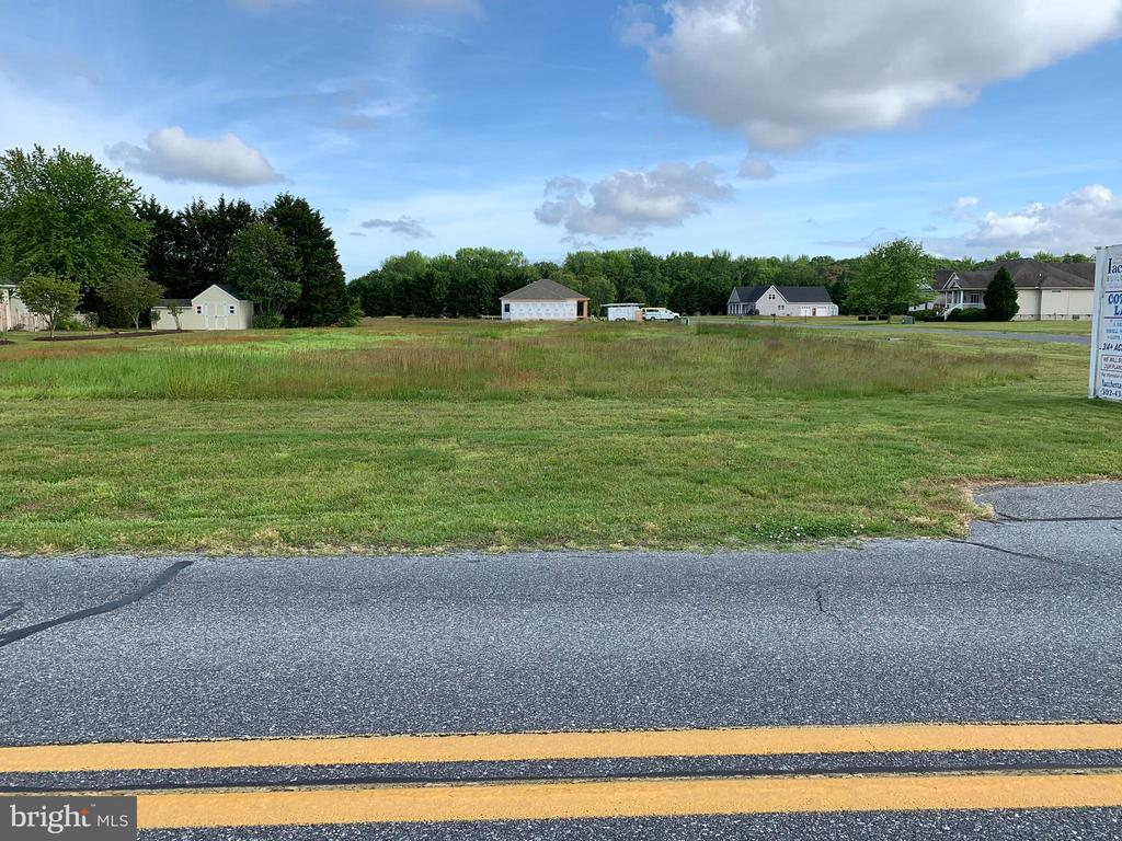 Millsboro DE Building Lots, Land & Acreage Real Estate Sales - Cottage   For Sale