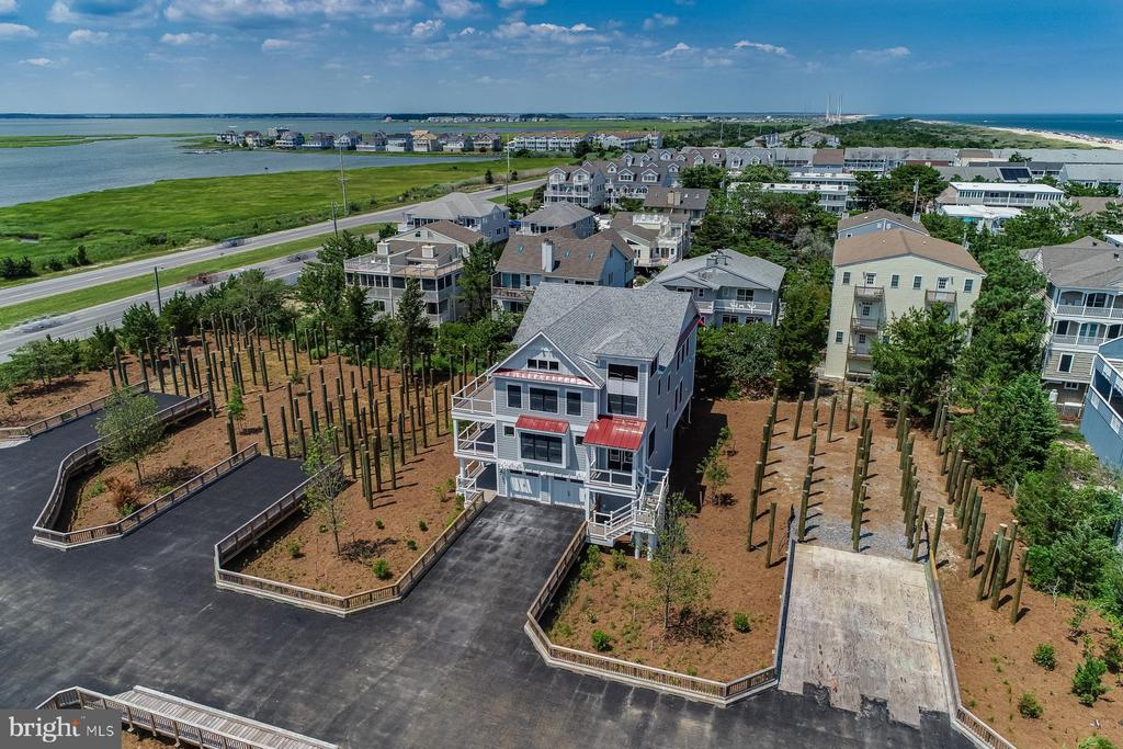 North Bethany DE Single Family Home Real Estate Sales - 39617 Michelane Court Breakwater Beach  For Sale