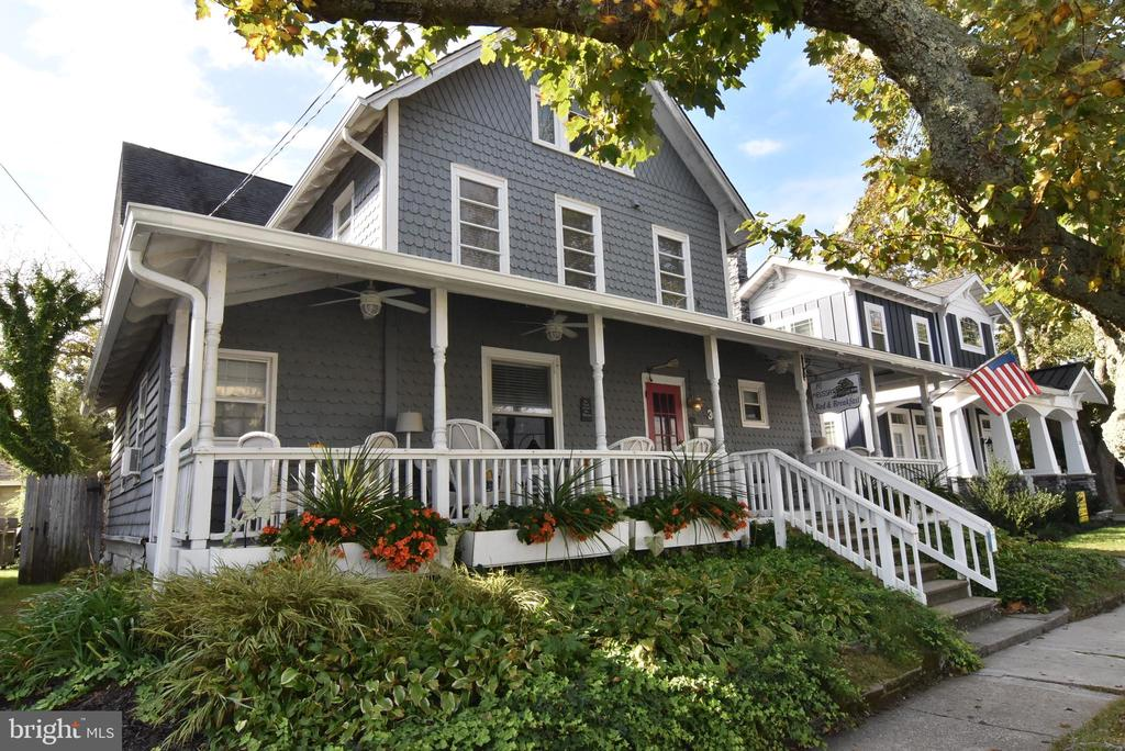 Rehoboth Beach DE Single Family Home Real Estate Sales - 36 Delaware South Rehoboth  For Sale