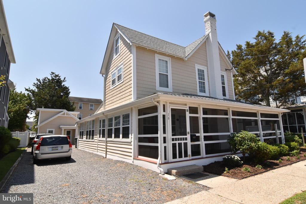 Rehoboth Beach DE Single Family Home Real Estate Sales - 16 Delaware   For Sale