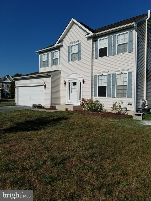 Milford DE Single Family Home Real Estate Sales - 9 Meadow Lark Meadows At Shawnee  For Sale