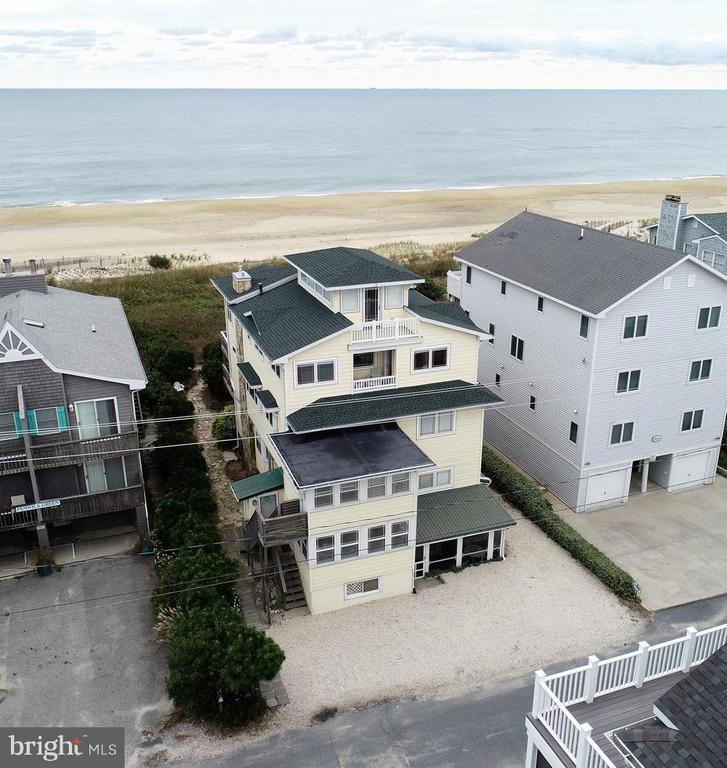 Fenwick Island DE Single Family Home Real Estate Sales - 38895 Bunting   For Sale