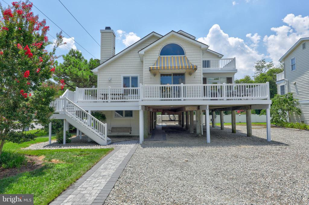 Bethany Beach DE Single Family Home Real Estate Sales - 300 Hollywood   For Sale
