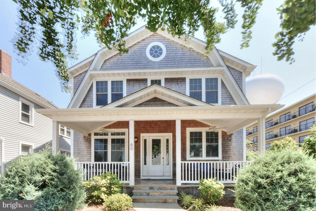 Rehoboth Beach DE Single Family Home Real Estate Sales - 60 Maryland North Rehoboth  For Sale