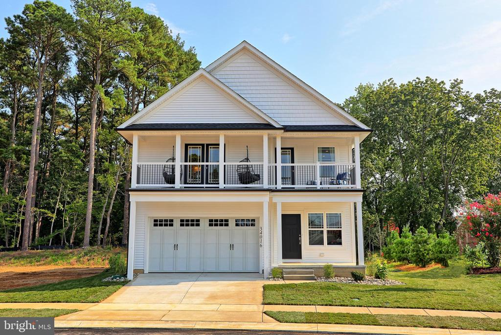 Rehoboth Beach DE Single Family Home Real Estate Sales - 34016 Aggies Mckinneys Grove  For Sale