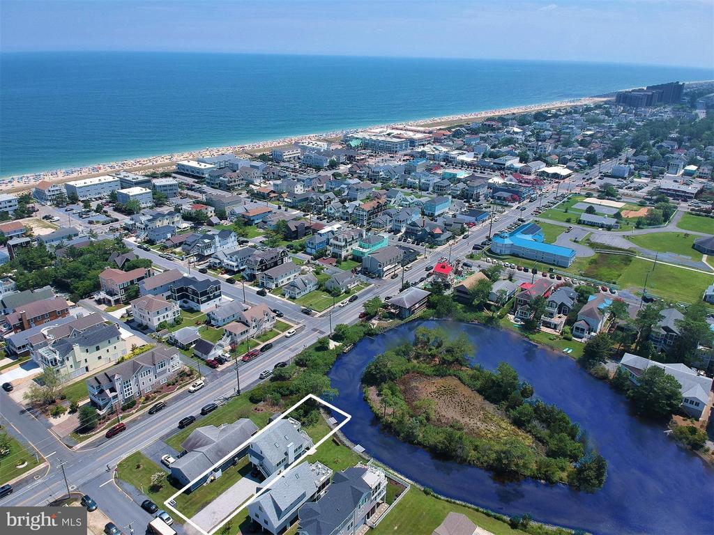 Bethany Beach DE Single Family Home Real Estate Sales - 204 Second   For Sale