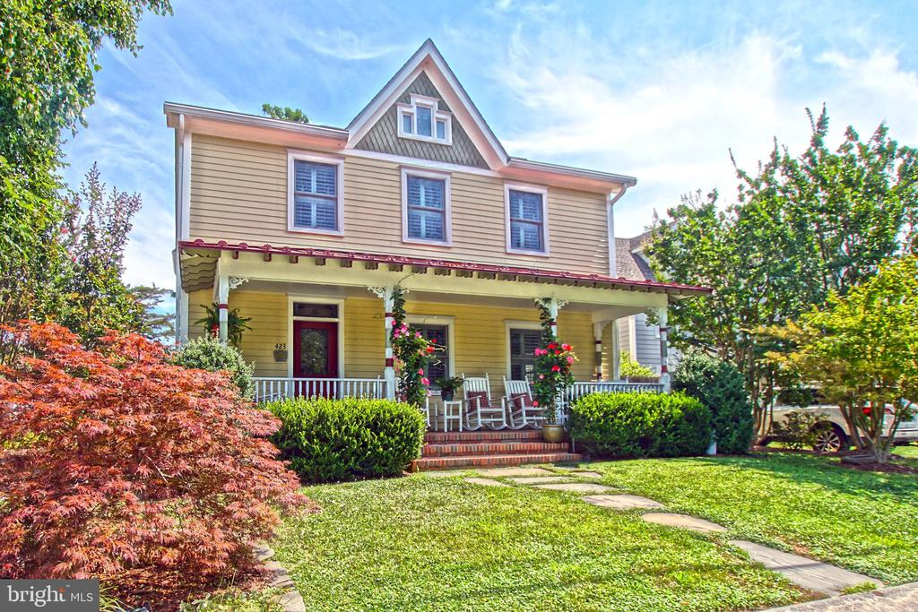 Lewes DE Single Family Home Real Estate Sales - 423 3rd   For Sale