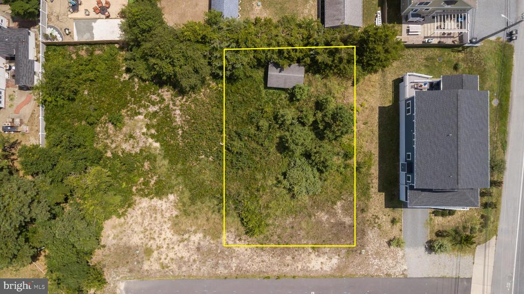 Lewes DE Building Lots, Land & Acreage Real Estate Sales - 2 Tennessee Lewes Beach  For Sale
