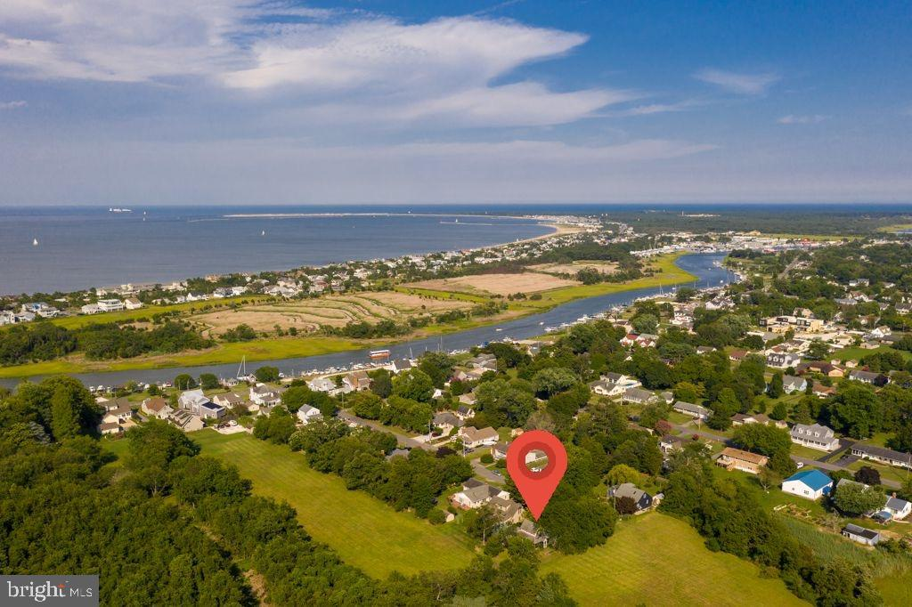 Lewes DE Single Family Home Real Estate Sales - 124 Rodney   For Sale