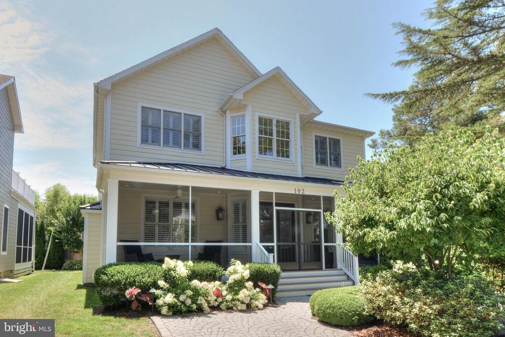 Rehoboth Beach DE Single Family Home Real Estate Sales - 102 Saint Lawrence South Rehoboth  For Sale