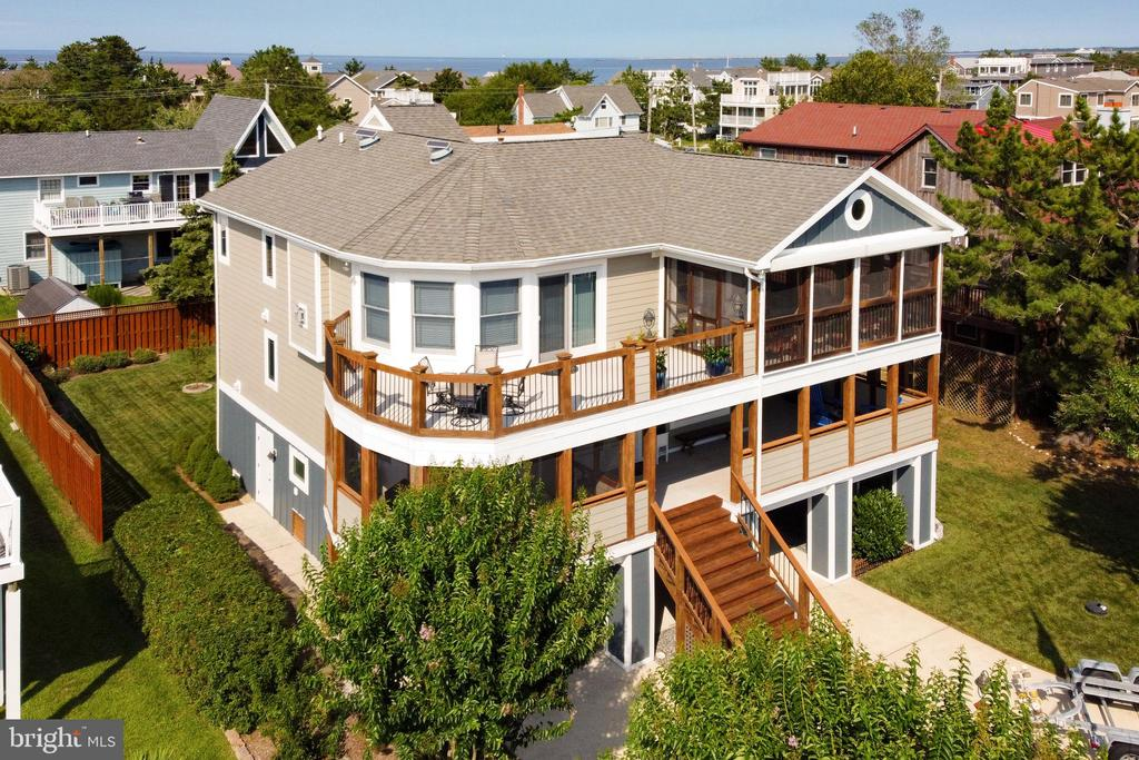 Lewes DE Single Family Home Real Estate Sales - 9 Charles Mason Lewes Beach  For Sale
