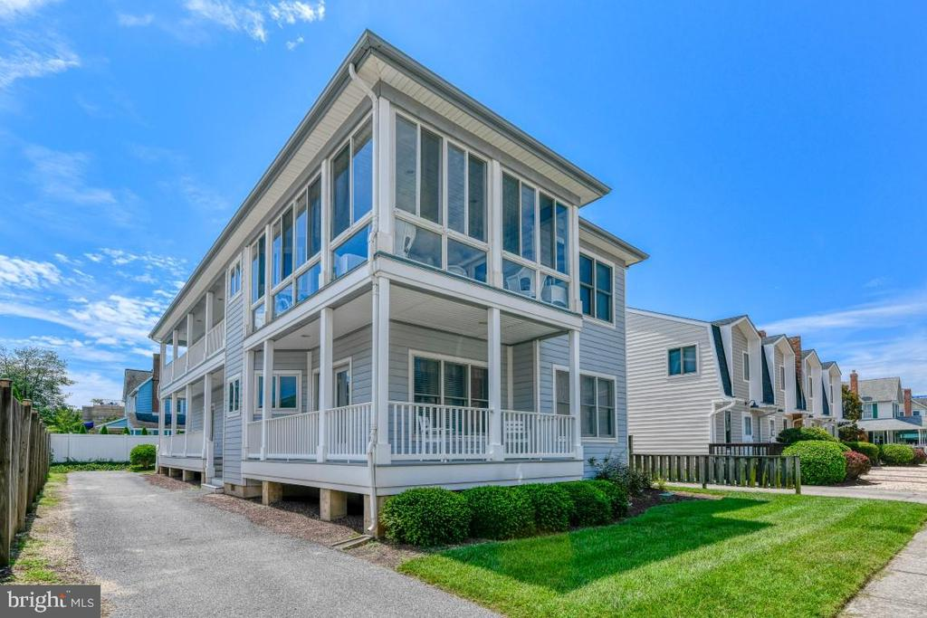 Rehoboth Beach DE Single Family Home Real Estate Sales - 8 Virginia North Rehoboth  For Sale