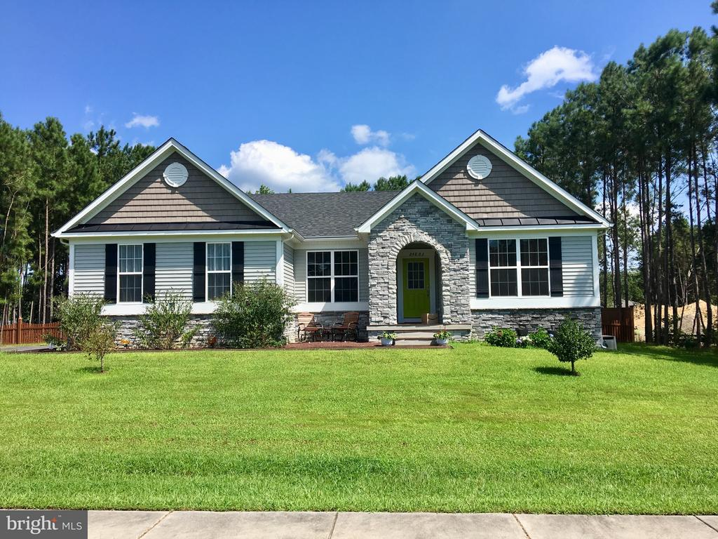 Lewes DE Single Family Home Real Estate Sales - 5 Robinsonville Streams Edge  For Sale