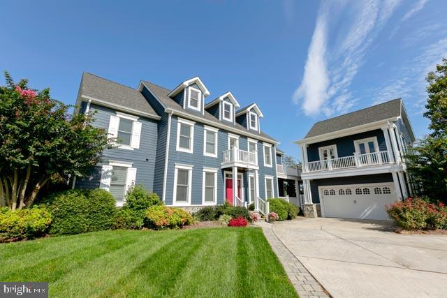 Rehoboth Beach DE Single Family Home Real Estate Sales - 11 Wades   For Sale