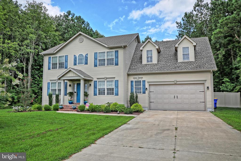 Georgetown DE Single Family Home Real Estate Sales - 24636 Hollytree Estates Of Morris Mill  For Sale
