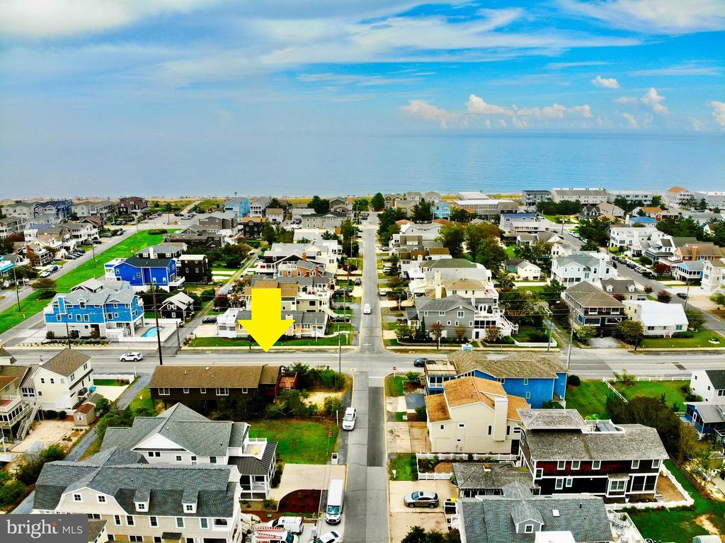 Bethany Beach DE Single Family Home Real Estate Sales - 201 3rd   For Sale