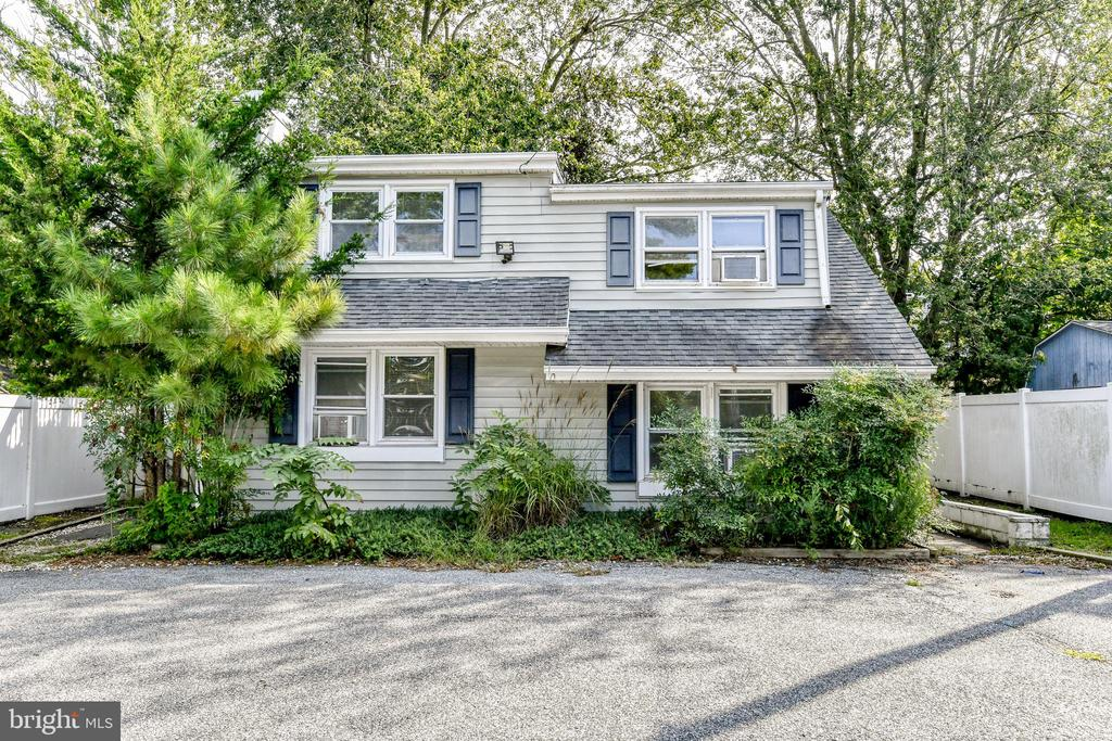 Rehoboth Beach DE Single Family Home Real Estate Sales - 2 Unit Property 20517 Washington Street Rehoboth Manor  For Sale
